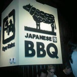 Photo taken at Gyu-Kaku 牛角 Times Square by Clara C. on 5/19/2012