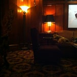 Photo taken at Fireside Room at Sorrento Hotel by Nathan M. on 3/8/2012