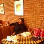 Photo taken at Pizza Hut by Latoria P. on 3/18/2012