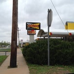 Photo taken at SONIC Drive In by Patsy S. on 3/18/2012