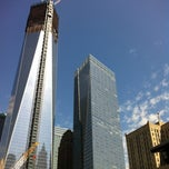 Photo taken at 7 World Trade Center by Steve A. on 6/28/2012