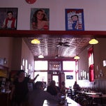 Photo taken at Bobbie Jo's Diner by Erin B. on 3/14/2012