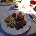 Photo taken at Restaurant Rössli by Alex A. on 5/11/2012
