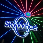 Photo taken at SkyWheel by Steve B. on 6/21/2012