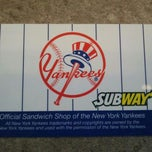 Photo taken at Subway by Peter R. on 4/22/2012