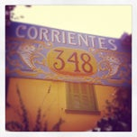Photo taken at Corrientes 348 Parrilla Porteña by Flavio O. on 6/1/2012