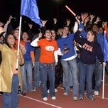 Photo taken at Rowdy Rampage by UTSA - The University of Texas at San Antonio on 2/4/2012