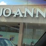 Photo taken at JOANN Fabrics & Crafts by brooke S. on 5/8/2012