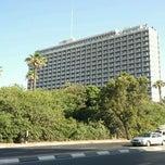 Photo taken at Hilton Tel Aviv by Daniel on 5/16/2012