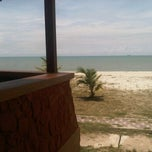 Photo taken at Port Dickson Beach by Mohammad Yacoob M. on 3/1/2012