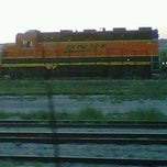 Photo taken at BNSF ROCK ISLAND DEPOT by Chuck G. on 7/17/2012