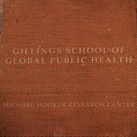 Photo taken at Gillings School of Global Public Health by Maureen H. on 2/20/2012