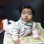 Photo taken at 효동맨션 by seongjin K. on 3/1/2012
