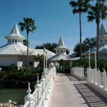 Photo taken at Disney's Wedding Pavilion by Orlando Informer on 2/8/2012