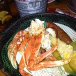 Photo taken at Joe's Crab Shack by Jason K. on 4/15/2012