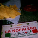 Photo taken at La Nopalera by Erin P. on 7/25/2012
