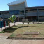 Photo taken at Universidade Federal de São Carlos (UFSCar) by Vitor Augusto d. on 8/23/2012
