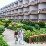 Photo taken at Botany Beach Resort by Олег Т. on 7/28/2012