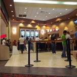 Photo taken at Cinemark City Mall by Yamil G. on 7/15/2012