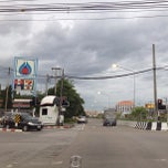 Photo taken at ปตท. (PTT) by Porakrit S. on 7/25/2012
