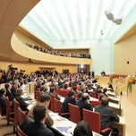 Photo taken at Bayerischer Landtag by Collin C. on 3/14/2012