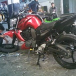 Photo taken at Banyumas Motor by Satrio E. on 8/17/2012