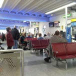 Photo taken at Airport Departure Lounge by Richard M. on 5/10/2012