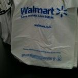 Photo taken at Walmart Supercenter by Bill K. on 6/3/2012