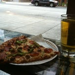 Photo taken at A Pizza Mart by Cassie Y. on 6/15/2012