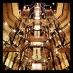 Photo taken at Water Tower Place by brendan w. on 9/1/2012