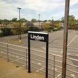 Photo taken at NJT - Linden Station (NEC/NJCL) by Steven B. on 4/28/2012