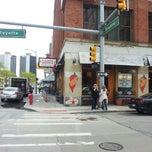 Photo taken at Loco's Bar & Grill by Juwon K. on 4/25/2012