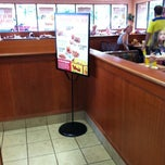 Photo taken at Bojangles' Famous Chicken 'n Biscuits by Rose F. on 8/4/2012