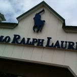 Photo taken at Ralph Lauren by Thilina R. on 5/12/2012