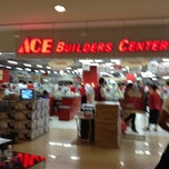 Photo taken at Ace Hardware by Jon A. on 6/9/2012