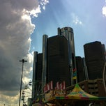 Photo taken at Detroit River Days by Nicole d. on 6/22/2012