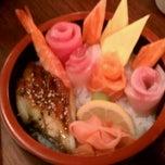 Photo taken at Kissho Sushi by Natalie J. on 3/20/2012