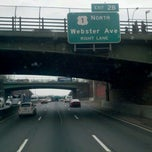 Photo taken at Cross Bronx Expressway (I-95) by Rodney B. on 2/15/2012