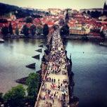 Photo taken at Staroměstská mostecká věž | Old Town Bridge Tower by R & Ç .. on 7/29/2012