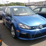 Photo taken at Karen Radley VW by Michael K. on 9/7/2012