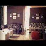Photo taken at Chu Chocolate Bar & Café by NungNing 🎀 on 5/9/2012