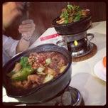 Photo taken at Chicken Hot Pot by Jocelyn L. on 8/9/2012