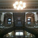 Photo taken at Correos de México by Josue Mauricio S. on 5/17/2012
