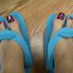 Photo taken at J Js Nails by Rachelle E. on 8/26/2012