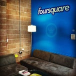 Photo taken at Foursquare SF by Katherin S. on 5/18/2012