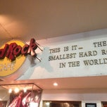 Photo taken at Hard Rock Cafe Cozumel by Lam H. on 3/4/2012