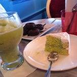 Photo taken at La Nimma Cafe by Infinitysgirlz O. on 3/8/2012