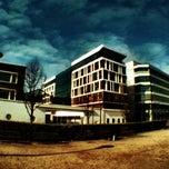 Photo taken at Vente-privee.com – Wilson building by Sébastien T. on 3/5/2012