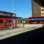 Photo taken at Hounslow Bus Station by Kathy M. on 5/26/2012