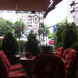 Photo taken at Antico Caffe Bar by Konta K. on 5/28/2012